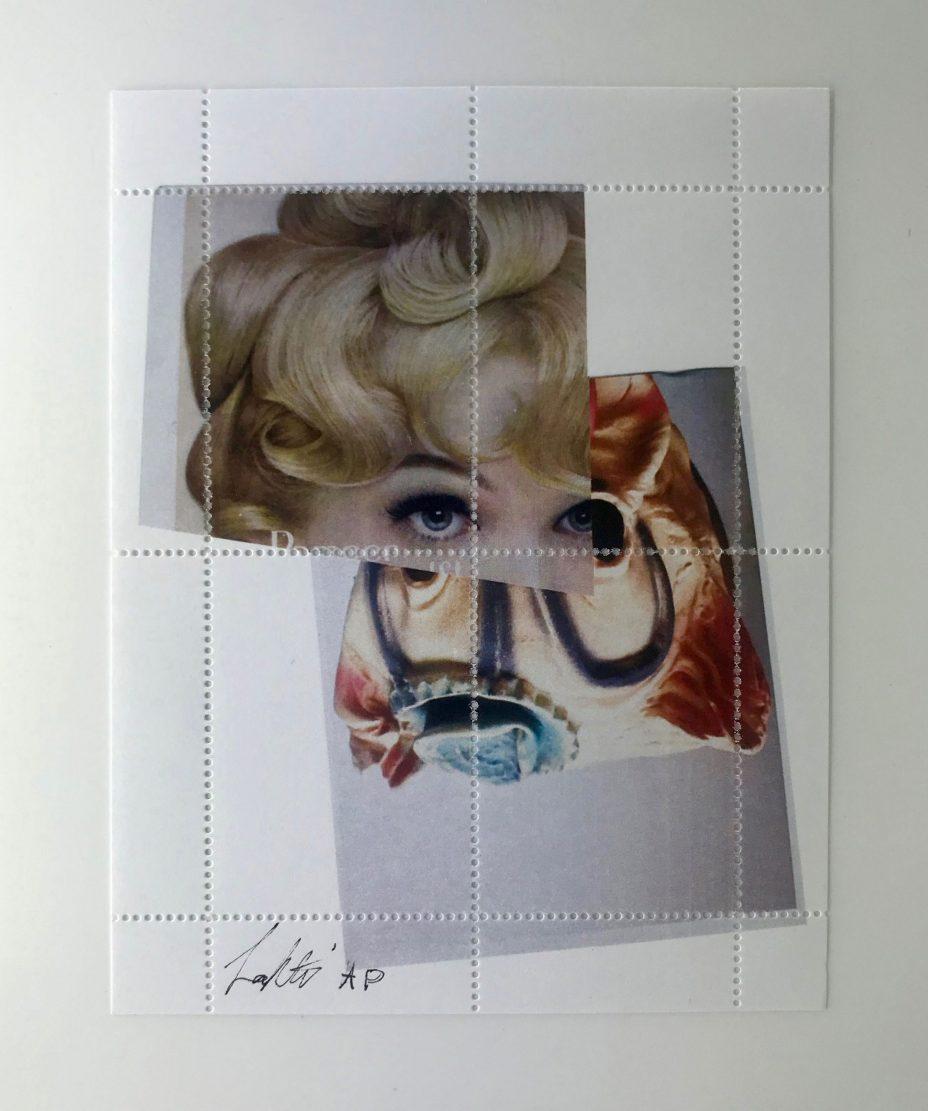 Cynthia Lahti Artistamp