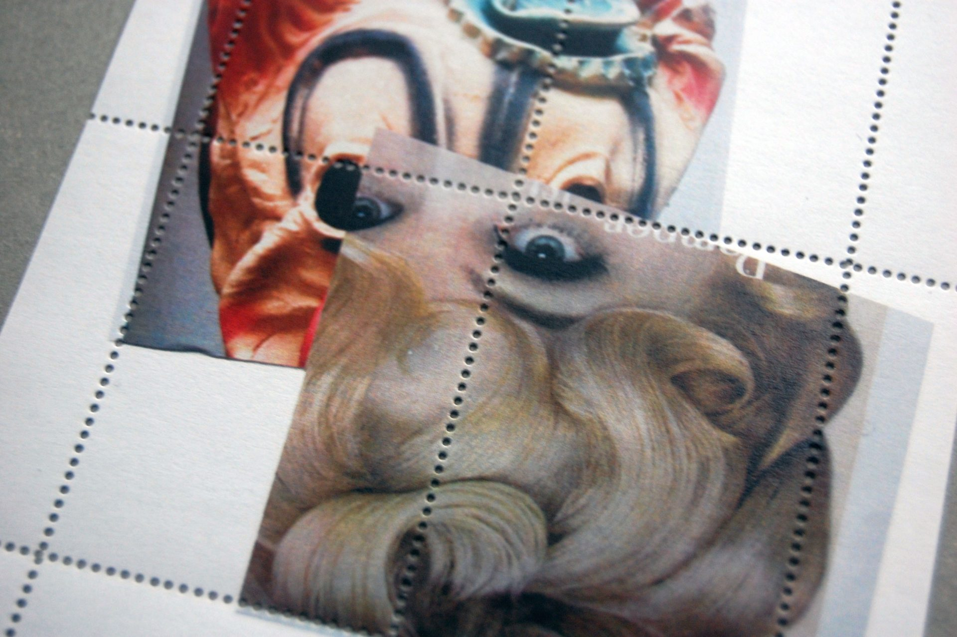 Cynthia Lahti custom stamp