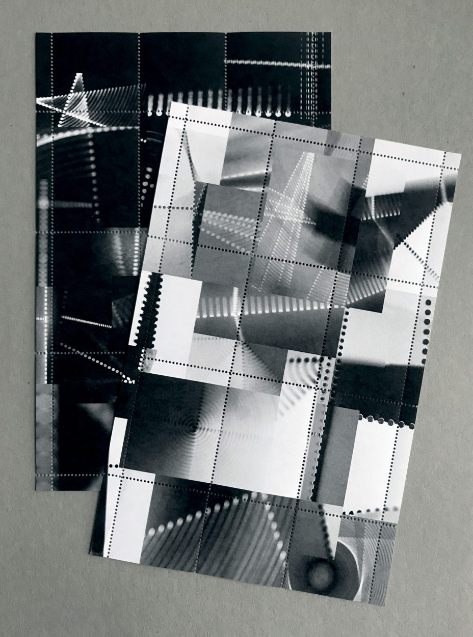 Martin Venezky stamp sheets