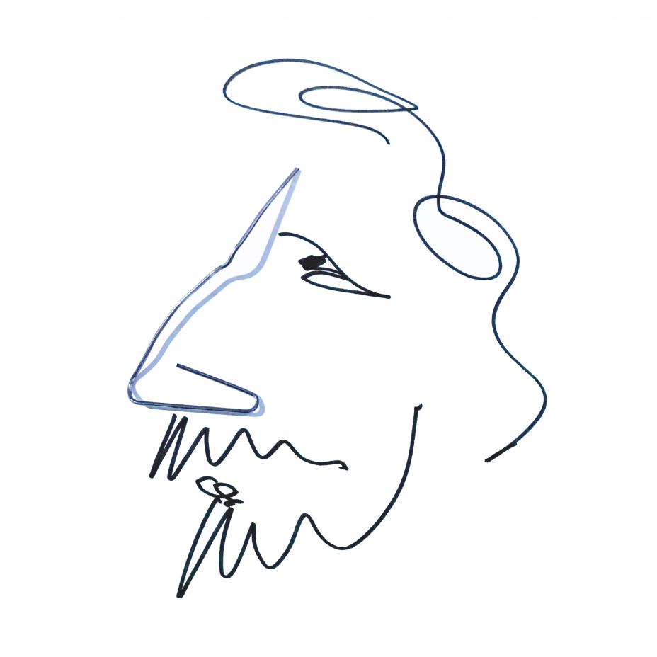 rick valicenti portrait