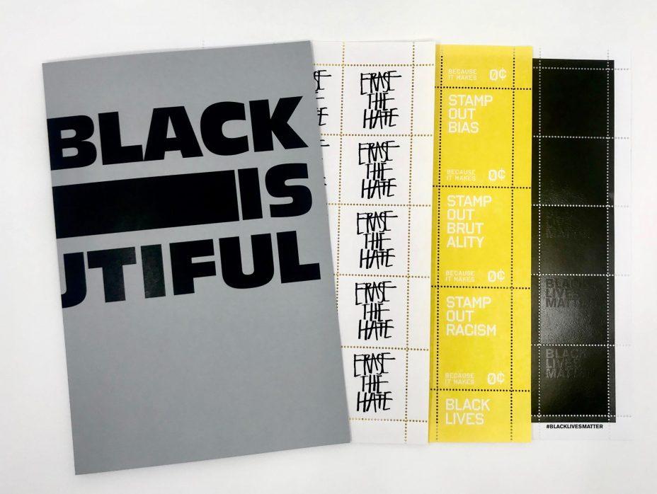 Black is Beautiful with David Carson, Tré Seals