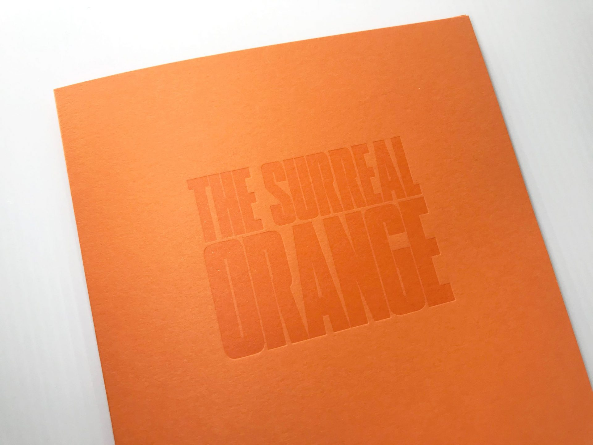 detail jim riswold the surreal orange stamp folio